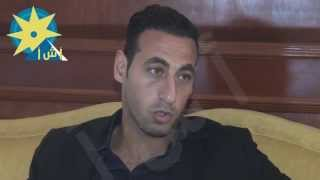 بالفيديو: رمزي صالح كرة القدم الفلسطينية حملت رسالتنا للعالم