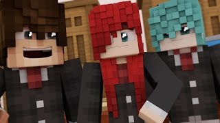 TODOS LOCOS EN ESTE INSTITUTO | Cap. 1 SCHOOL LIFE ( Minecraft Roleplay )