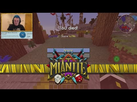 Minecraft: Mianite: NEGOTIATORS!! [S2:E17]
