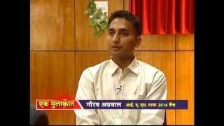 Manoj Tibrewal Aakash interviewed IAS Topper of 2014 Batch Gaurav Agrawal (Full Interview)