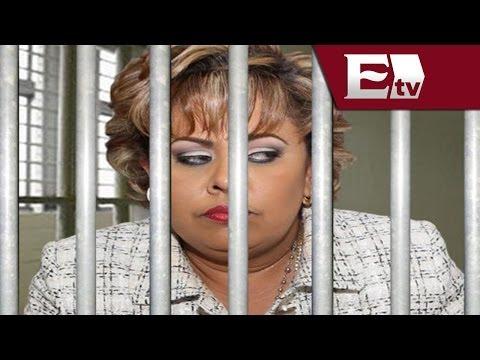 Rinde declaración Sara Herrera, ex alcaldesa de Veracruz por homicidio de su secretario