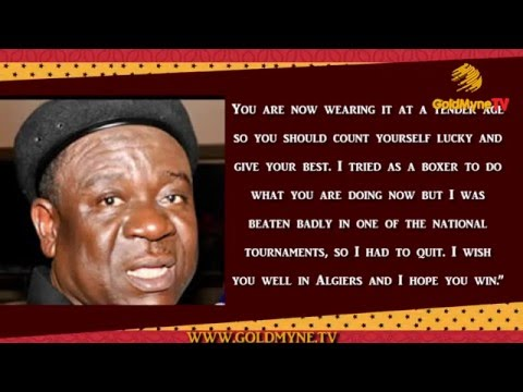 JOHN OKAFOR, ADVICES NIGERIA JUNIOR TABLE TENNIS PLAYER NOT TO FAIL THE COUNTRY JUST LIKE HE DID