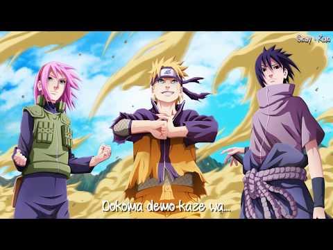 「Naruto opening 07」 - Namikaze Satellite | Lyrics |