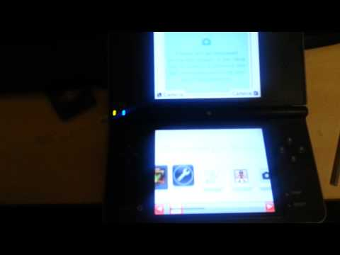 DSi System Settings and SUDOKU downgraded, DSiWare Hacks