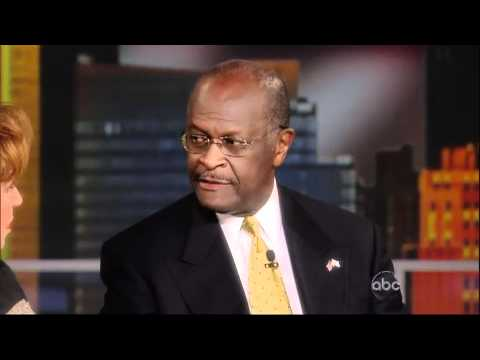 The View: Herman Cain, being gay is a choice