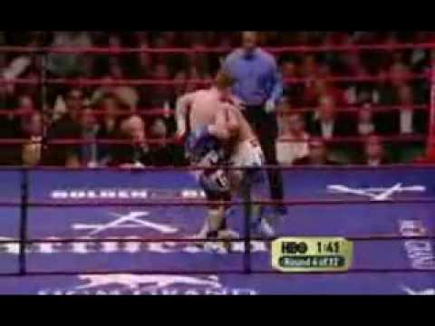 Manny Pacquiao vs Ricky Hatton ( May 2, 2009 ) HighLights