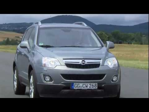 Einzeltest Opel Antara