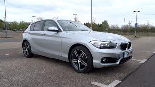 2016 BMW 118i Sport Line (5-door) Start-Up and Full Vehicle Tour