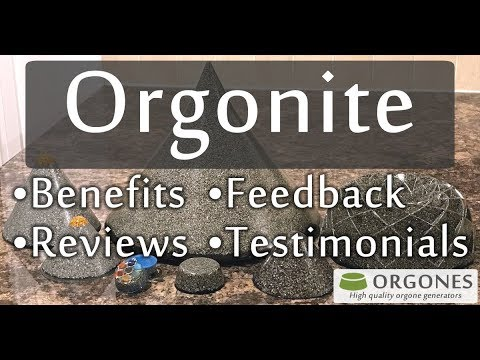 Orgonite benefits. feedback. reviews and testimonials on pyramids. cones. tower busters 2017-2018