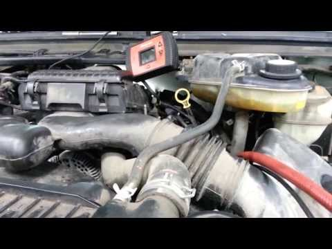 Removing broken spark plug from Triton 5.4 liter ford-Angry Mechanic