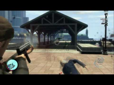 Grand Theft Auto 4 Video Review - Exclusive!!! (Xbox 360) Video
