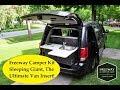 Camper van Kit Sleeping Giant By Freeway, the ultimate turn key camper van conversion kit available.