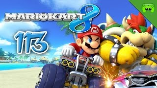 Mario Kart 8 # 113 - Force Feedback «» Let's Play Mario Kart 8 | HD