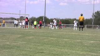 TSC Hurricane 01 Girls Howe OPL Game 1 2011
