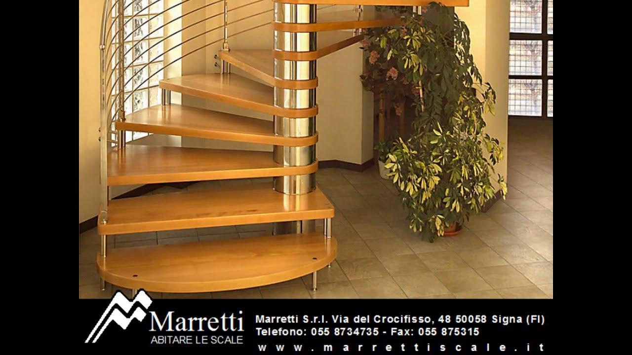 Scale chiocciola produzione scale a chiocciola scale e for Maretti scale