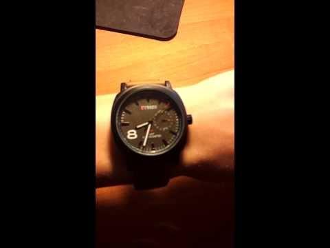 часы curren 8139 купить ушами