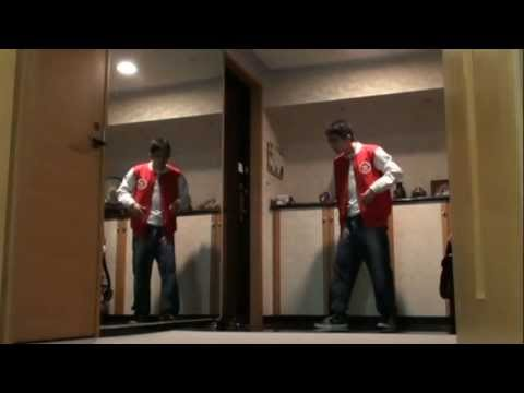 beatles - let it be - popping - dancing - freestyle - edo