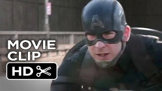 Captain America: The Winter Soldier Movie CLIP - Stand Down (2014) - Chris Evans Movie HD