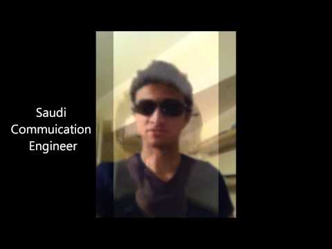 Arabs Speaking English - HILARIOUS!!