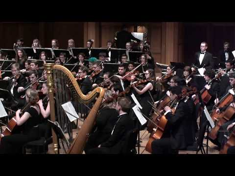 "Holst's ""The Planets"" - Lawrence Symphony Orchestra & Cantala - November 5, 2017"
