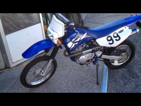 TT-R 125 Dual Sport Kit Walkaround