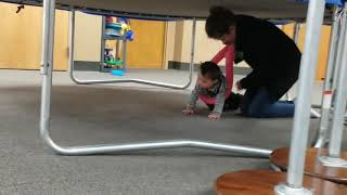 Physical therapy for babies with Down syndrome