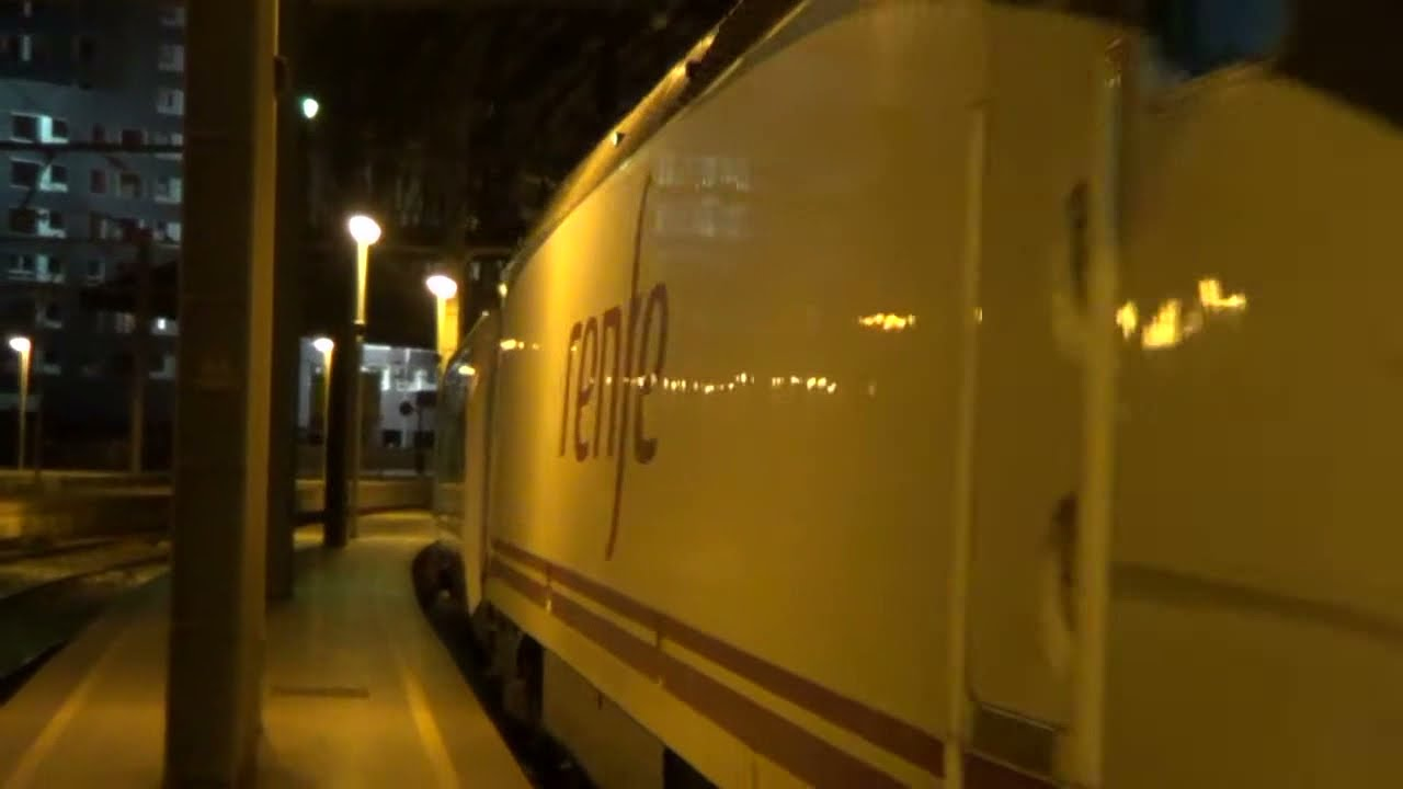 Despedida trenhotel joan mir barcelona paris youtube for Trenhotel de barcelona a paris