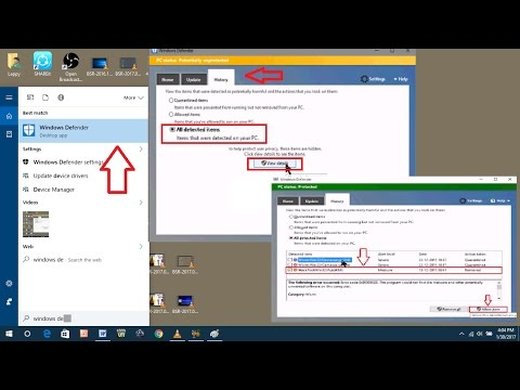 How to Fix Download Failed Virus Detected Message in Windows 10