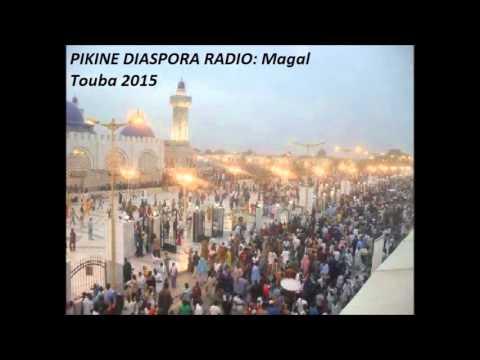 PIKINE DIASPORA RADIO du 29 Nov 2015 Que peut beneficier le Senegal des pensees de Cheikh A bamba pa