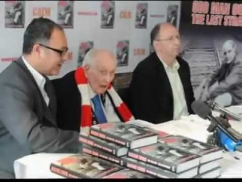RONNIE BIGGS BOOK LAUNCH PRESS CALL