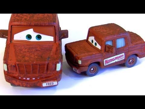 Cars  Fred