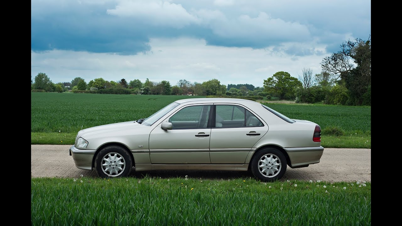 1998 mercedes c200 elegance w202 video review youtube