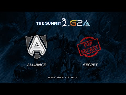 Alliance vs TopSecret TheSummit2