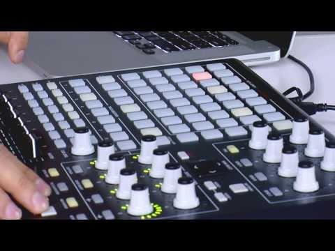 Max for Live: Mark Egloff's APC Step Sequencer