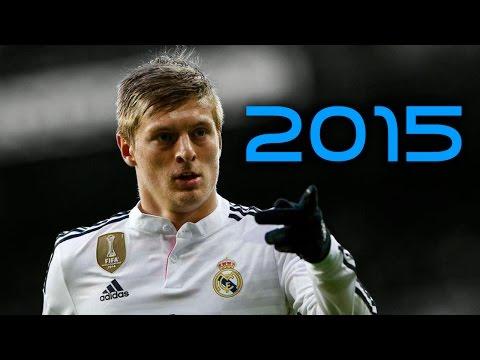 Toni Kroos | Goals, Skills, Assists, Passes, Tackles | Real Madrid and Germany | 2014/2015 (HD)