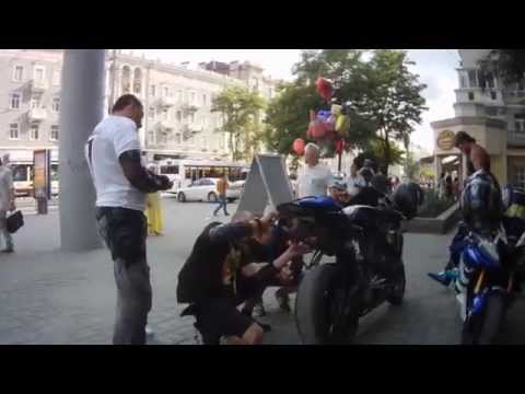 Байкеры Ростова-на-Дону