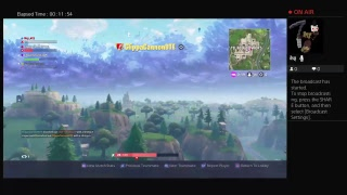 Trolling people on fornite funny moments