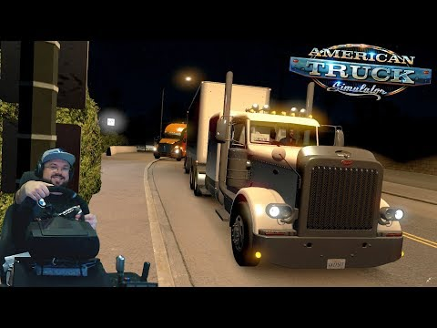 Поездка в New Mexico - American Truck Simulator