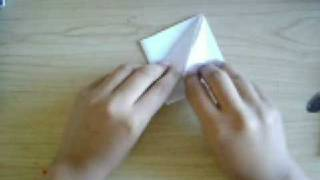 How To Make An Origami Inflatable Tulip