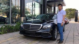 Mercedes E200 2019 Phiên Bản Nâng Cấp Mới Dòng Xe Sang Được Nhiều Doanh Nhân Lựa Chọn Nhất