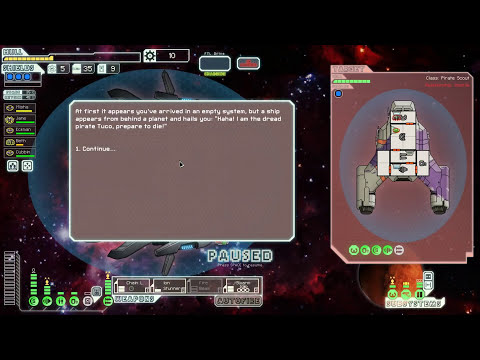 FTL: Advanced Edition with Nilesy: FIRE the FIRE BEAM!!