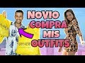 MI NOVIO compra MIS OUTFITS en FOREVER 21!! | Brenda Sander