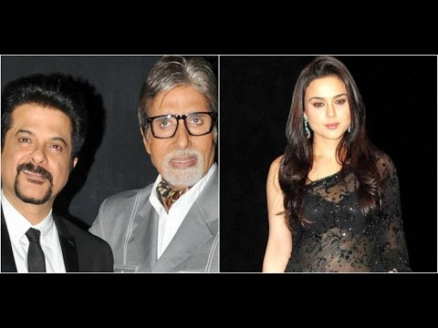 Amitabh & Anil Kapoor To Share Screen Together | Preity Zinta Is Making A Comeback