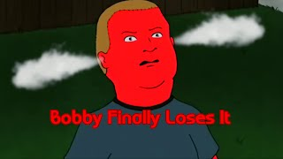 "Bobby Finally Loses ""It"" - King of the Hill YouTube Poop (YTP)"