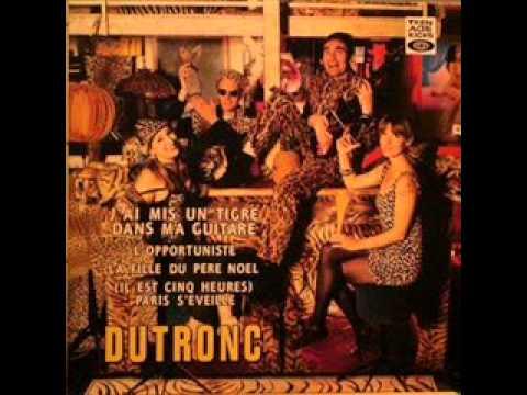 Jacques Dutronc - Jai Mis Un Tigre Dans Ma Guitare