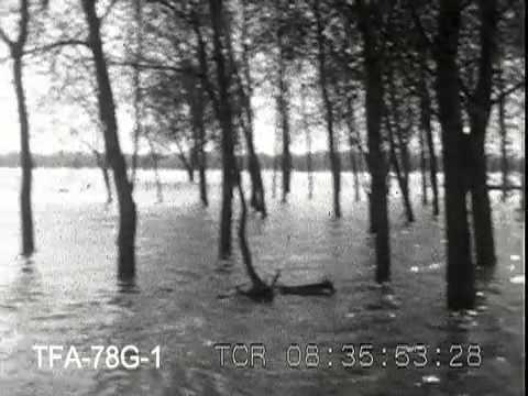 Mississippi River Flood 1927