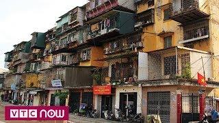 Cần sự chủ động hơn trong cải tạo chung cư cũ