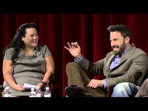 """Argo"" Cast Q&A Featuring Ben Affleck And Bryan Cranston"
