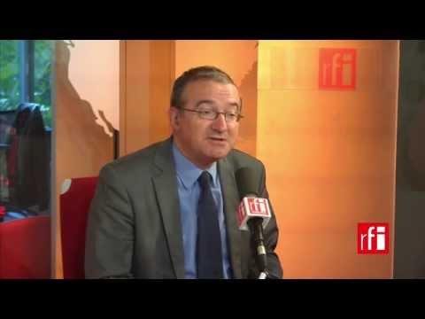 Les deux ans et demi de mandat de F. Hollande, «du temps perdu» pour Hervé Mariton