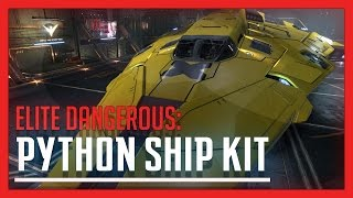 Elite: Dangerous - Python Ship Kit